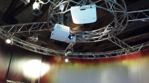 Projekcja 360 stopni NEC
