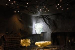 Ołtarz i Krzyż - automatyka podświetlenia i ruchu